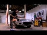 Новая жизнь ретро автомобилей Jaguar e-type