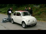 Новая жизнь ретро автомобилей FIAT 500