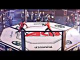 Лезгинка в клетке ASA STYLE на открытии Турнир АСВ 15 MMA