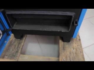 Видеообзор твердотопливного котла Zota MASTER 18