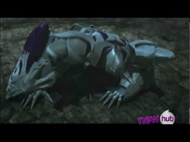 TFP: Megatron vs the Insecticon