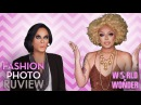 RuPaul's Drag Race Fashion Photo RuView w Raven & Raja – Michelle Visage Celebrity Big Brother