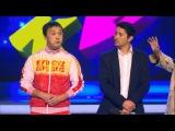 КВН Азия микс - 2015 Высшая лига Вторая 1/2 Приветствие