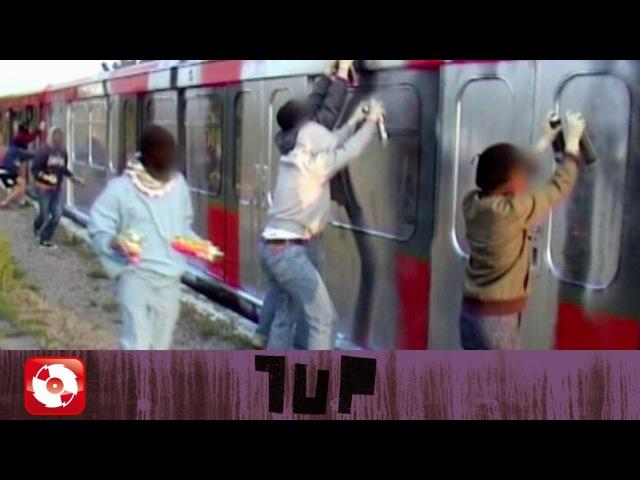 1UP - PART 02 - BERLIN - DAYTIME WHOLETRAIN - OSTKREUZ (OFFICIAL HD VERSION AGGRO TV)