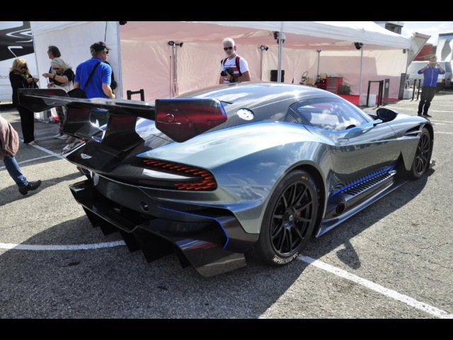 $2.3m Aston Martin Vulcan Insane V12 Engine Sound!