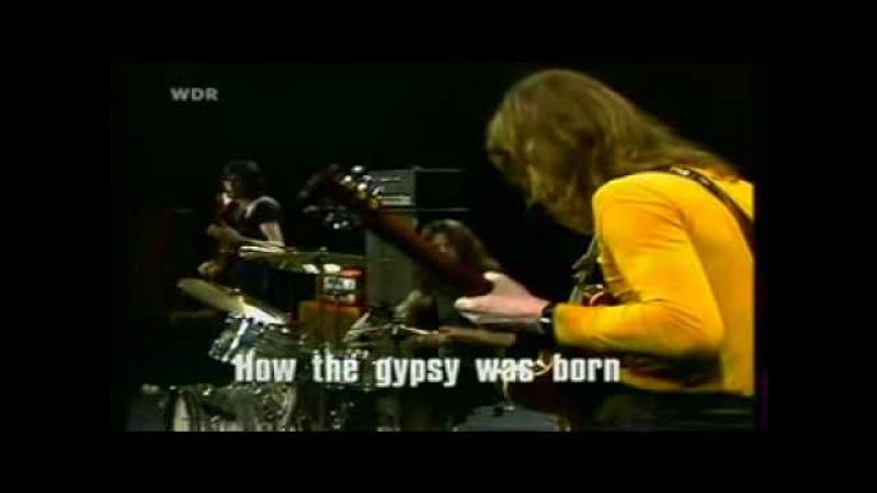 Frumpy How The Gypsy Was Born