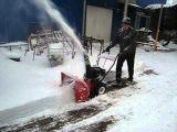 Снегоуборщик MTZ - JZ7807