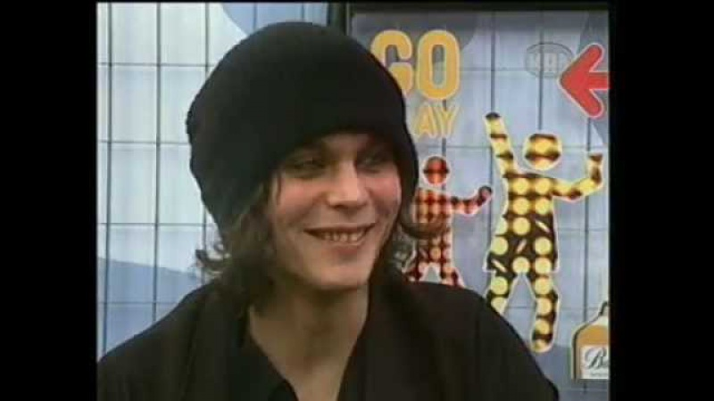 Ville Valo - MAD TV Studios, Greece - 06.04.2003 (Full Broadcast)
