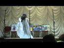 Алена Кубернюк, импровизация с крыльями, 2 место, молодежь, дебют, Центр восточных танцев Амида
