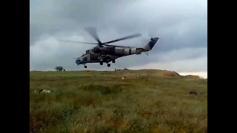 Випробування модернізованого вертольоту Мі - 24П