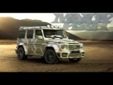 Mercedec-Benz G63 AMG Sahara Edition