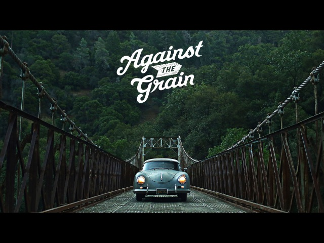 This Porsche 356 Is Driven Against The Grain
