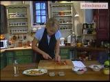 Завтрак с Юлией Высоцкой - Салат из белой фасоли с морковью, огурцом и яблоком