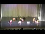 2015-04-26. Отчетный концерт Гардарики. На выставке собак