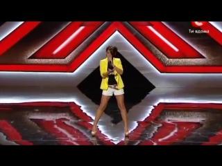 Юлия+Плаксина+-+Euphoria+(Loreen)+[X-Factor+Украина+2012]