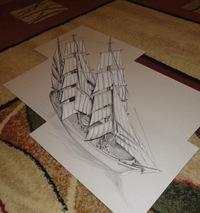 программа для рисования 3d рисунков - фото 11