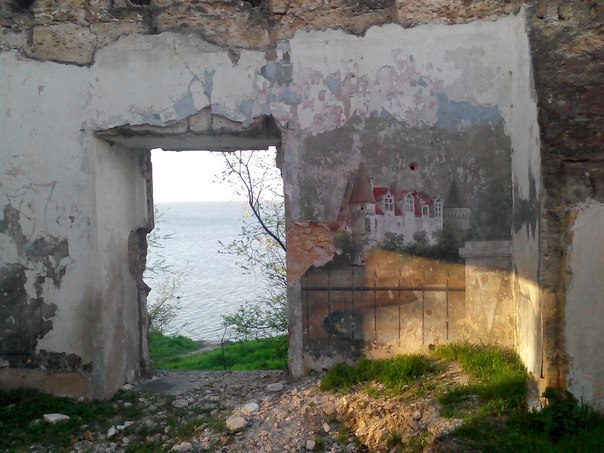 """X2C2osgUJT4 Заброшенное поместье в Бессарабии превращается в """"музей"""""""