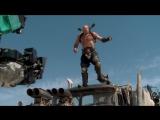 Долой хромакей- только хардкор! Кадры со съёмок Mad Max: Fury Road