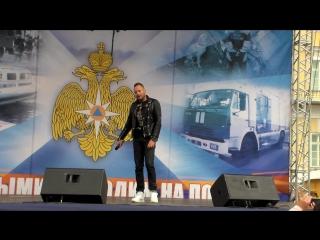 Денис Симуков - Прикоснись (Дворцовая площадь) СПБ 07.09.15