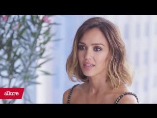 Jessica Alba - Allure, September 2015