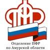 Пенсионный фонд РФ по Амурской области
