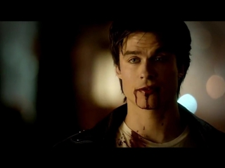 Psycho Killer - Damon Salvatore 70s - The vampire diaries opening scene