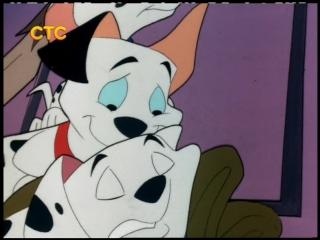 101 далматинец (101 Dalmatians) - Изумительный день Святого Валентина (1 Сезон, 18 Серия)