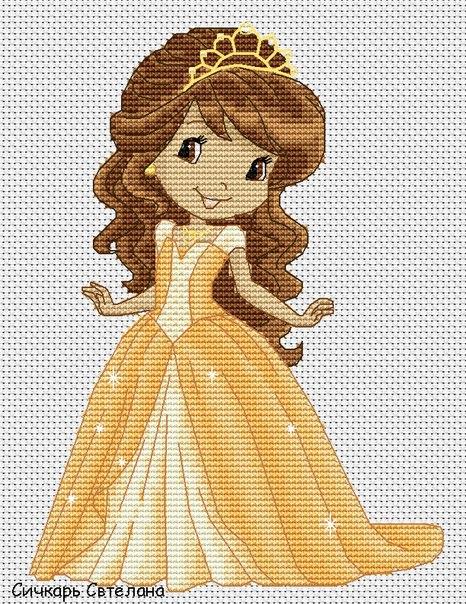 Принцесса Апельсинка