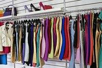 Garderobe Одежда