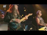 SCORPIONS &amp ULI JON ROTH REPOSTED PICTURED LIFE LIVE WACKEN 2006.