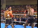 Roberto Duran vs Iran Barkley