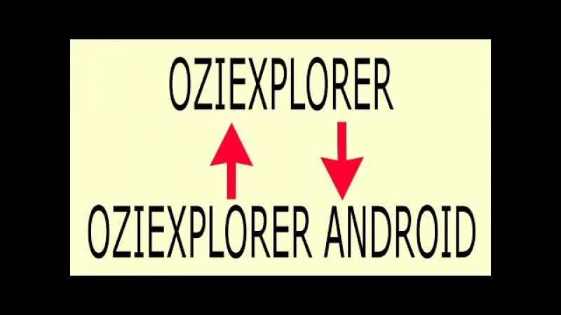 Импорт путевых точек в oziexplorer android и создание обзорной карты