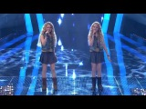 Sweet Turkish Twins - Çağla & Doğa Vardar - Price Tag (The Voice Kids TURKEY)