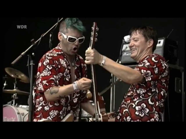 Me First And The Gimme Gimmes Area 4 Festival Germany 19 08 2012 FULL CONCERT