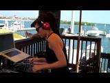 DJ Tamara Sky at Hula Bay Sunday Pool Party (2 of 2)