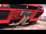 Lamborghini Diablo SV POWER CRAFT EXHAUST SOUND by OFFICE-K TOKYO