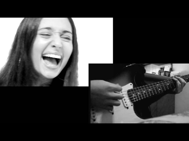Tina Nina Nu - Stevie Ray Vaughan - Guitar and Vocal Cover