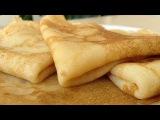 Обалденные Домашние Блины (Блинчики) - Вкусно и Быстро Crepes, Pancake (Dish)