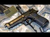 Легендарное оружие. Пистолет Beretta М9