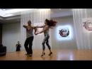 Kadu Pires Larissa Thayane Brazilian Zouk Dance Demo 2, 3rd London Zoukfest Congress, Feb 2015