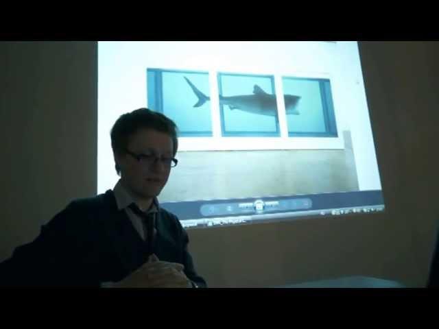 Лекция Константина Зацепина Критерии оценки произведения современного искусства