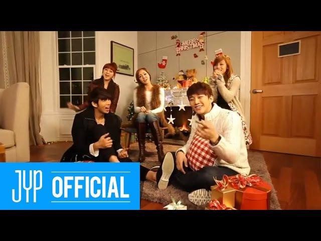 JYP Nation This Christmas M/V