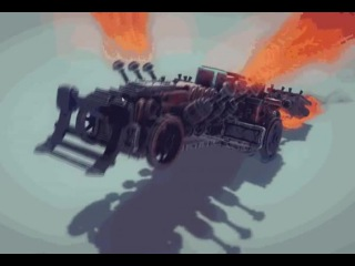 Besiege - Hot Rods to Hell