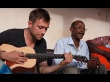 Damon Albarn and Afel Bocoum perform Bamako in Mali