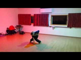 Haifa popping freestyle