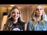 Little Mix & The Painting Challenge In Japan 2015