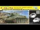 T-34/76 Krasnoe Sormovo Late Production 6479 - Kit Review