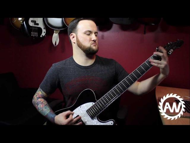 Alex Wade : Gear Demo : ESP/LTD SCT-607B