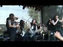 Hell Militia - Shoot Knife, Strangle Beat Crucify