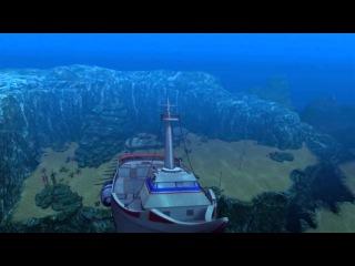 «Олли и сокровища пиратов» (2014) смотреть онлайн новый мультфильм про морские приключения.